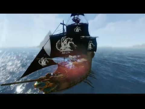 Archeage 3.0 -The Crew of Aeon go in Search of the Mighty Kraken!