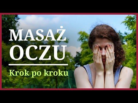 Modelujący masaż twarzy - MASAŻ OCZU - automasaż face fitness - dbajocialo.pl
