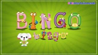 Bingo Dog Song | Kids Songs & Nursery Rhymes | RHEntertainments