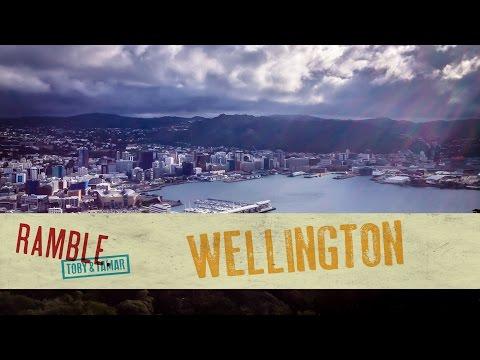 Wellington, New Zealand. The coolest little capital. T&T Ramble. Episode nine.