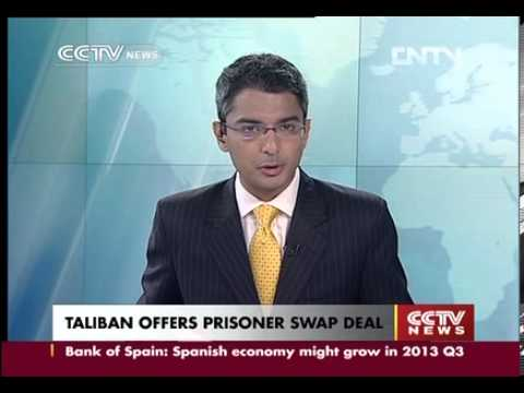 Taliban offers prisoner swap deal