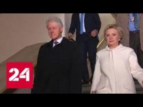 Новые разоблачения в США: Клинтон хотели заменить перед выборами - Россия 24