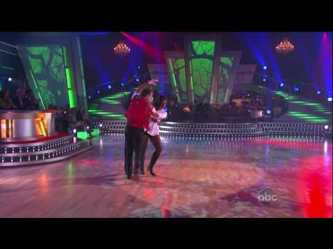Michael Jackson Tribute Dancing With The Stars video