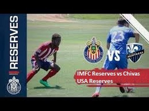 IMFC vs Chivas USA Reserves Full Match