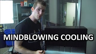 TRULY Silent Workstation PC with ZERO FANS - HOLY $H!T Ep. 13