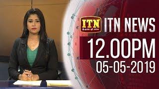 ITN News 2019-05-05 | 12.00 PM