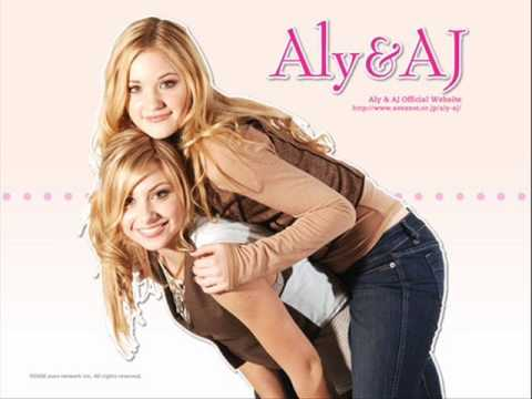 Aly & Aj- Jingle Bell Rock(full) video