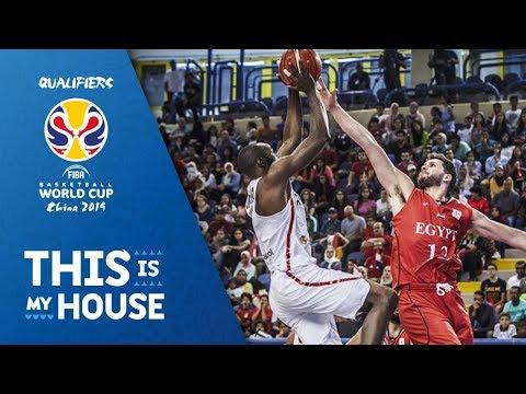 Angola v Egypt - Highlights - FIBA Basketball World Cup 2019 - African Qualifiers