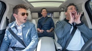 Carpool Karaoke: The Series - Jon Hamm, Jeremy Renner & Ed Helms of