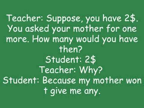 if your teacher says something incorrect All topics topic education high school » can she say 'shut up' to me - teachers prefferably she can say something to this teacher or wrong, they are often.