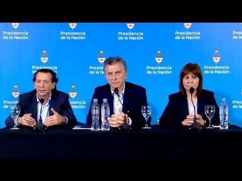 """Mauricio Macri: """"Lamentablemente, para lograr el déficit cero el año que viene hay que aumentar impuestos"""""""
