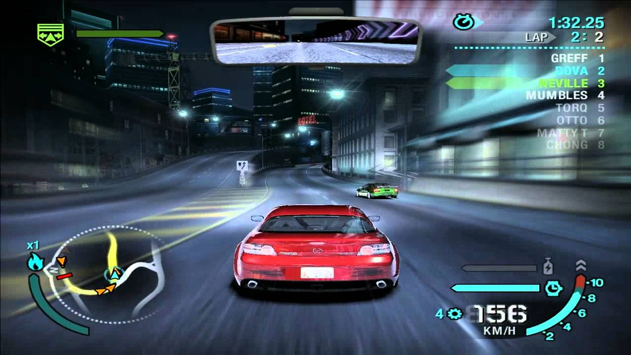 Need For Speed Carbon Pc Gameplay Max Setting Video