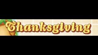 Random Online Thanksgiving Games