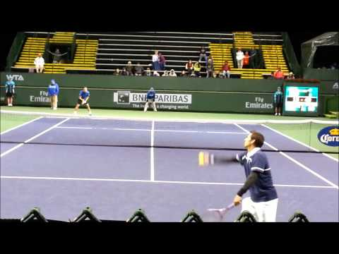 Michael Llodra Indian Wells 2013