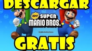 Mario bros 1 y 3 para Android -(Descarga gratis full)- HD