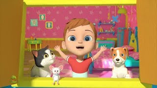 Are You Sleeping Brother John   Nursery Rhymes Songs for Children   Kids Cartoon by Little Treehouse