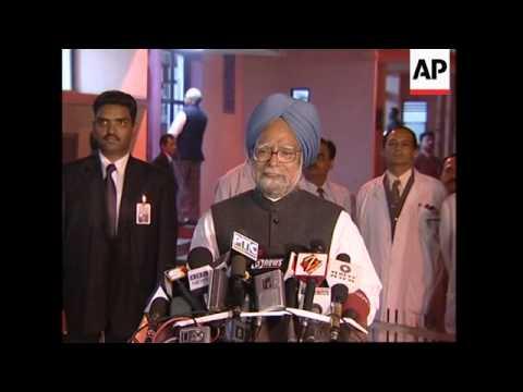 Indian PM, Kashmiri separatists react to train blast