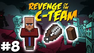 Minecraft: VILLAGER NOSES - Revenge of the C-Team Ep. 8