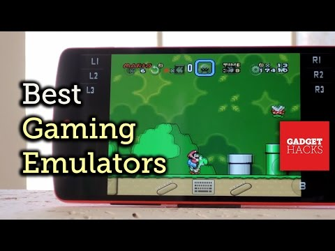 The Best Android Emulators for Every Console