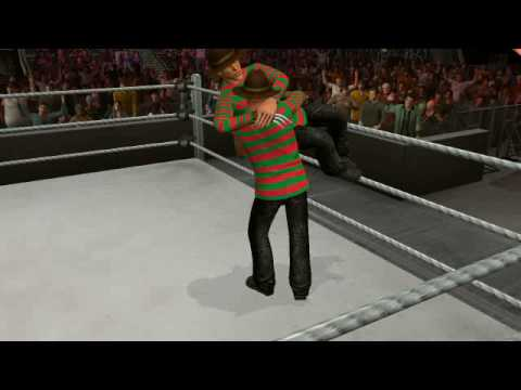 WWE SmackDown vs. RAW 2010 Freddy Krueger