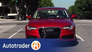 2012 Audi A6 - Luxury Sedan | 5 Reasons to Buy | AutoTrader