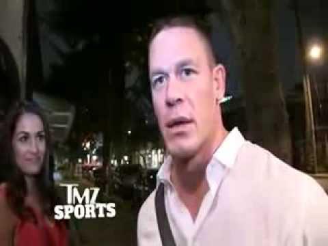 John Cena And Darren Young John Cena on Darren Young