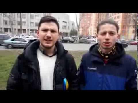 Одесса ищет бАндеровцев
