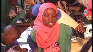 Exhortation de la part d'une petite fille pour les femmes non voilées