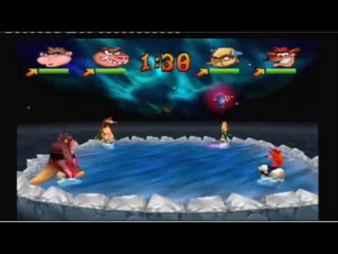 Tutorial: How to play PS1 Games on your Ps3 [HD] ( Crash bash on ps3 )