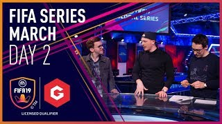 Gfinity FIFA Series March LQE - Day 2