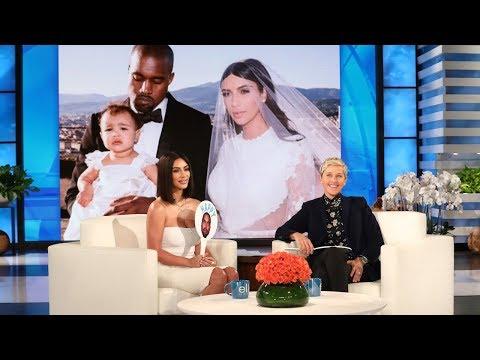 "Kim Kardashian Plays 'Is Kanye Happy Here?"""
