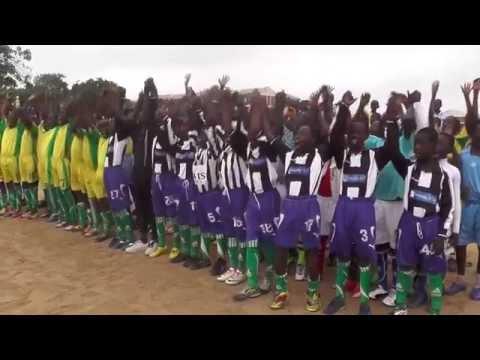 Ghana Angel Soccer Academy / For maximum fun