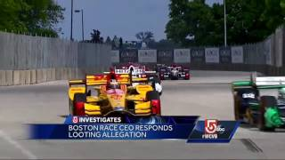 Boston Grand Prix CEO calls allegations 'a pile of garbage.'