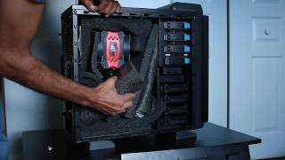 How to pack desktop computer for a cargo flight