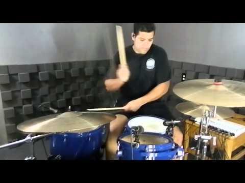 MUTEMATH - Blood Pressure ( Drum Cover of Darren King )