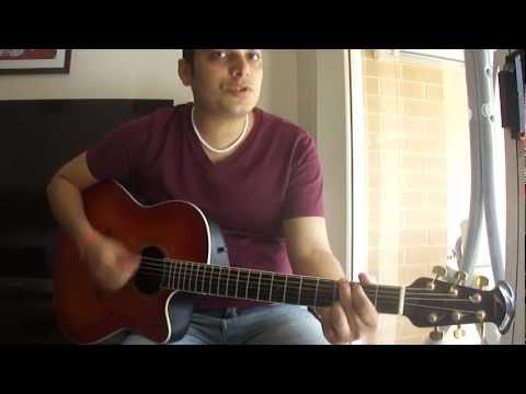 Give me some sunshine Guitar guitar tutorial