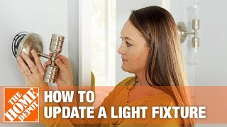 (8.36 MB) How to Update a Light Fixture - The Home Depot Mp3