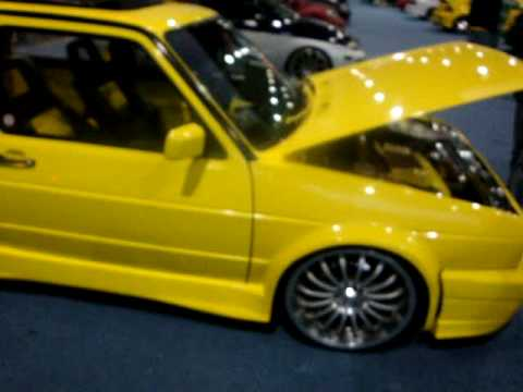 Vw Golf Mk2 Tuning. RICKRACING VW Golf MK2 2.0 16v