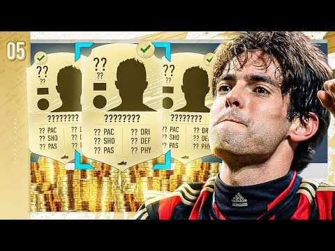 BIG NEW SIGNINGS!! - FIFA 20 KAKA ROAD TO GLORY #5