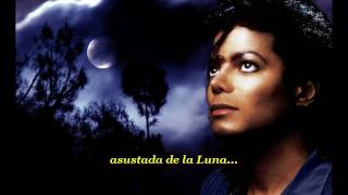 Watch Michael Jackson Scared Of The Moon video