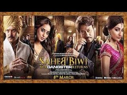 Saheb Biwi Aur Gangster Returns OFFICIAL trailer 2013
