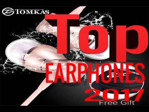 Top Earphones - TOMKAS the best headphones review