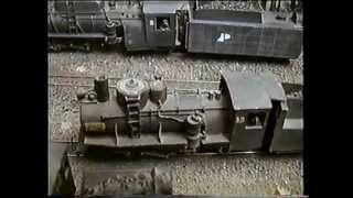 Merv Smith's Pikipiki Tramway - New Zealand Model Railway Tours
