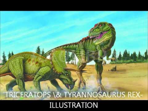 Youtube Tyrannosaurus Azteca T-Rex Tribute - YouTub...