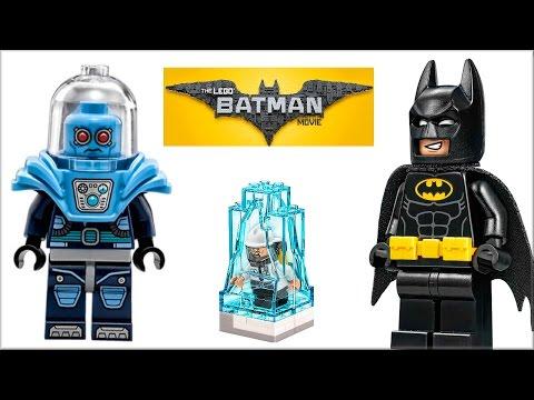 LEGO Batman Movie 70901 Ледяная атака Мистера Фриза обзор набора