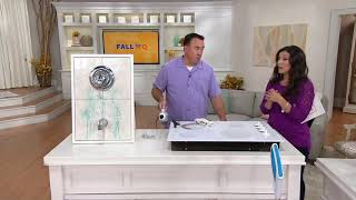 Bissell Poweredge Lift-Off 2-in-1 Steam Mop on QVC