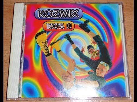 KOZMIX - BULI VAN MA ÉJJEL !! (RADIO EDIT) (℗1995)