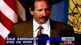 """Dale Earnhardt """"Every Man's Hero"""""""