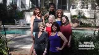 Tallahassee Magazine- Behind-the-Scenes Photo Shoot with Margaret Richard