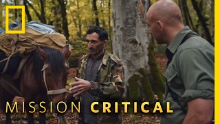 In Search of a Leopard | Mission Critical